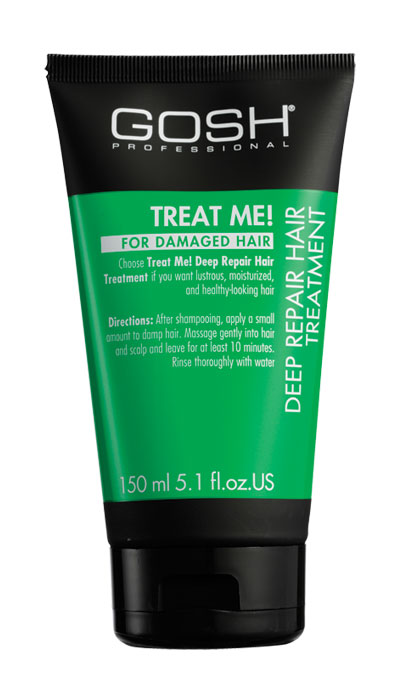 Treat me! For damaged hair... by Gosh